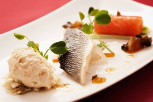 Photograph of food for a menu, for hotel in New Forest by TWorld Studio